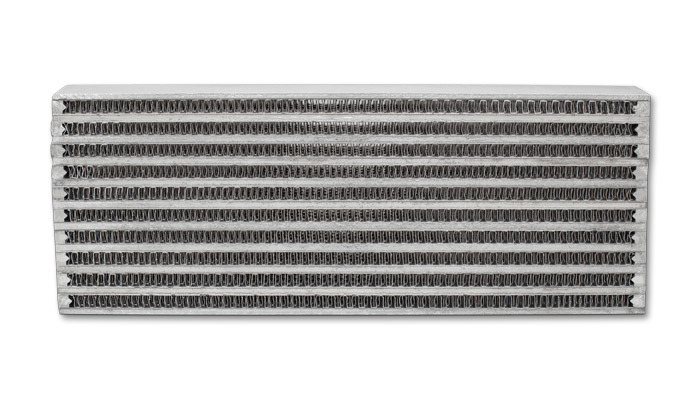 Universal Oil Cooler Core 4in x 12in x 2in