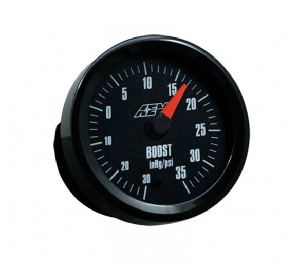 Boost Gauge Analogue Face (-30 to 35psi)