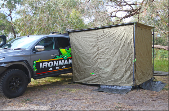 Awning Room and Net (2 x 2.5m)