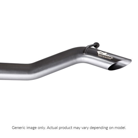 BigBore Exhaust System (Landcruiser 78 Series Troop Carrier 07-16)