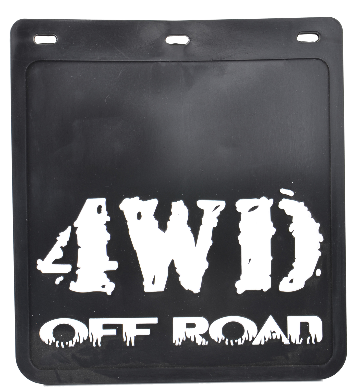 Mud Flap 4WD Off Road - 230 x 250mm DROP