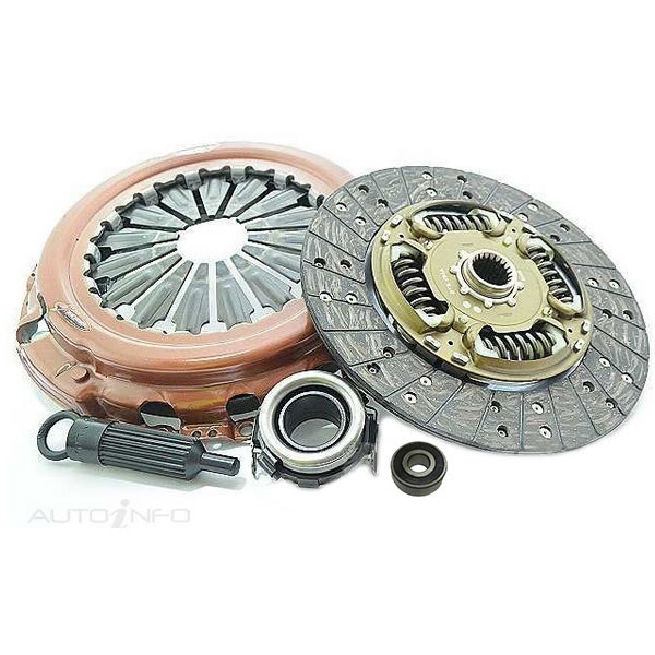 Xtreme Outback Organic Clutch Kit (Hilux 3.0L 05-15)