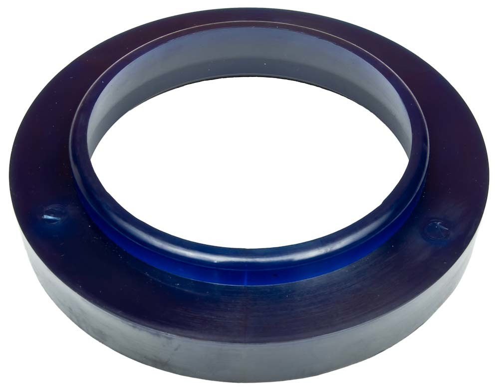Front Coil Spring Spacers - 20mm Blue (Landcruiser 80/100 Series)