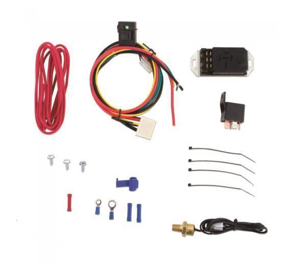 Adjustable Fan Controller Kit