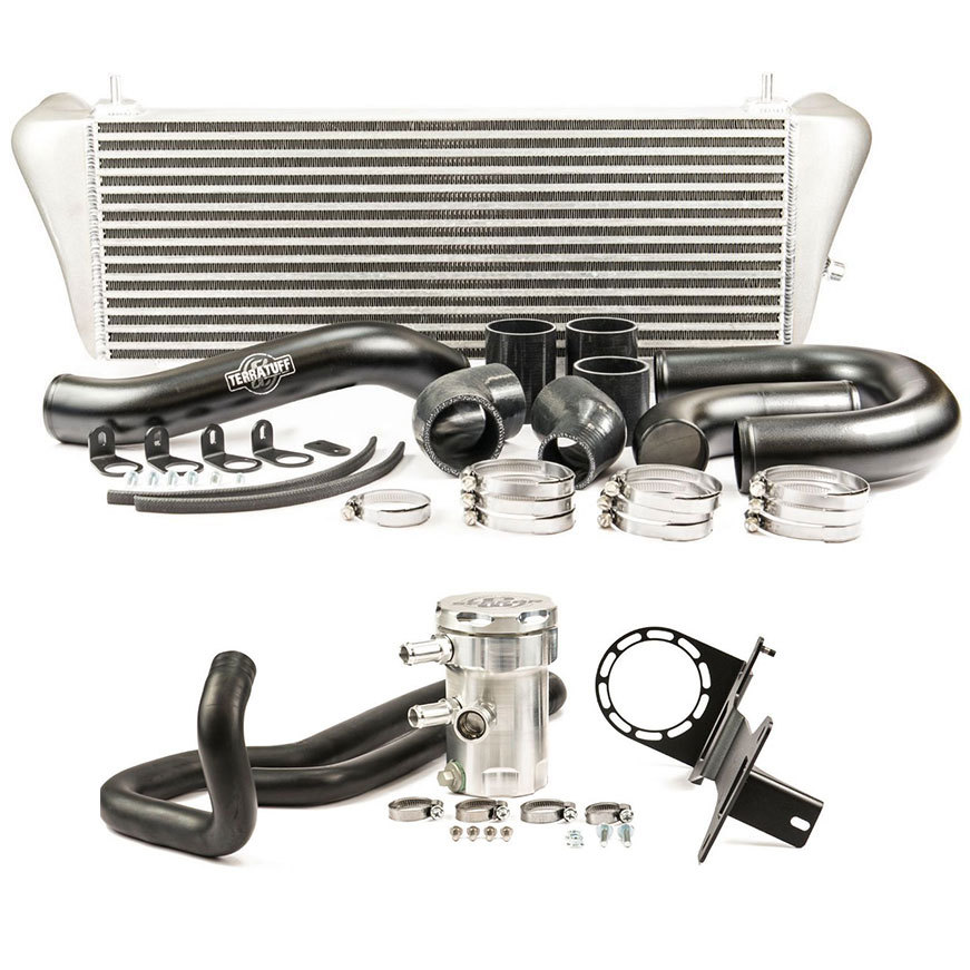 Terratuff Front Mount Intercooler/SEPR8R Bundle (Ranger PX/PXII/BT-50 2011+)
