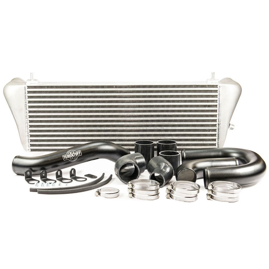 Terratuff Front Mount Intercooler Kit (Ranger PX/PXII/BT-50 2011+)