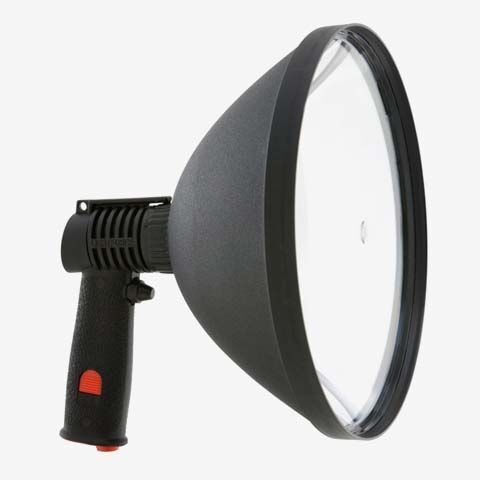 Blitz 240mm Halogen Handheld Light - 100W w/Cigerette Lighter Cord