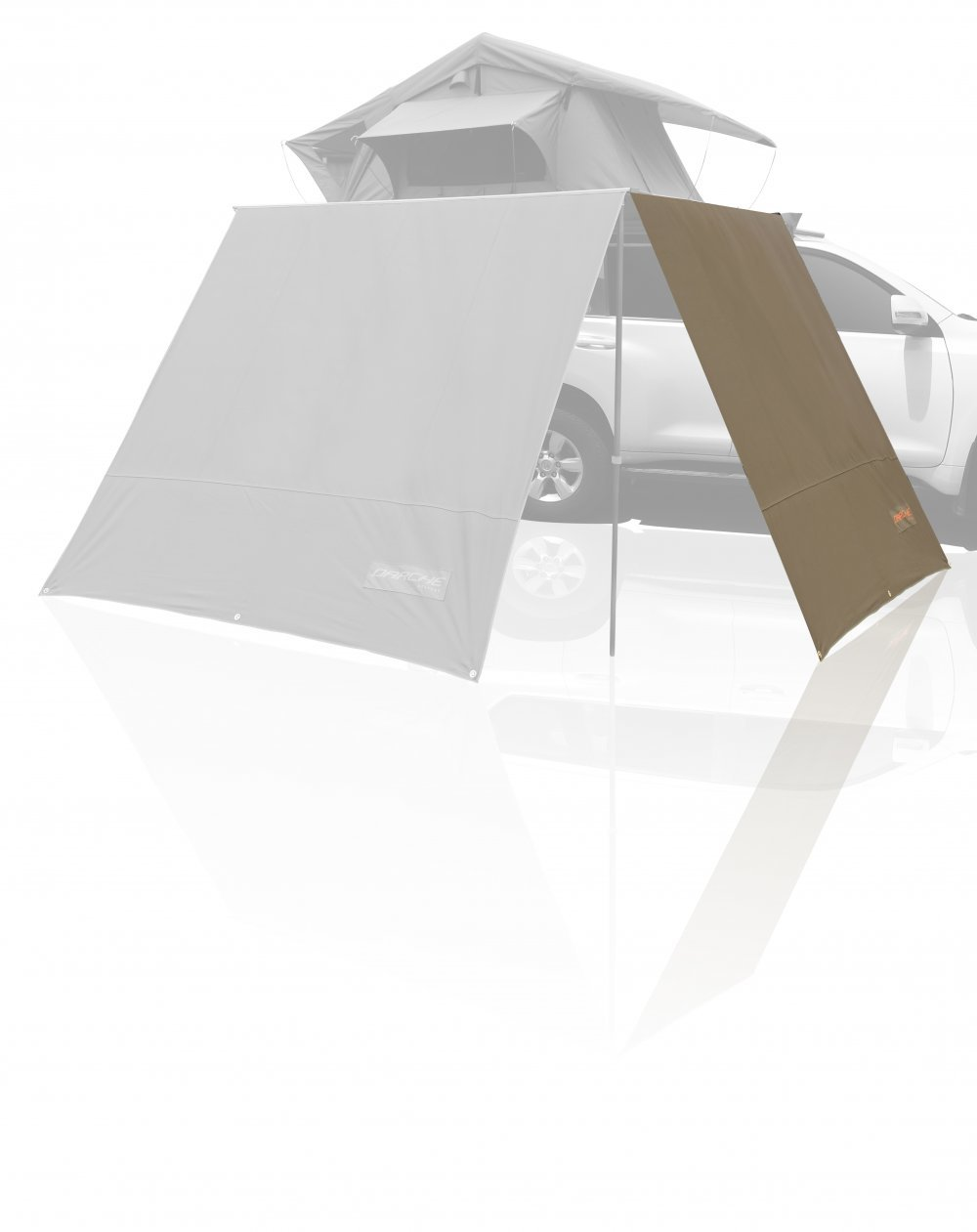 Eclipse Ezy Awning Side Extension (fits 2.5m extendable awning)