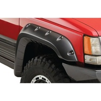 Cutout Style Flares 4pc - Black (Grand Cherokee 93-98)