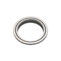 Aluminum V-Band Flange for 2.5in OD Tubing - Female