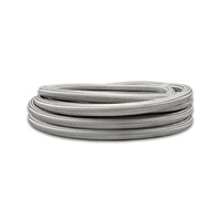 -12 AN SS Braided Flex Hose (2 foot roll)