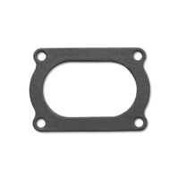 4 Bolt Flange Gasket for 3.5in O.D. Oval tubing (Matches #13176S)