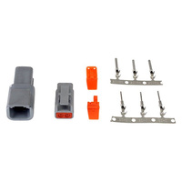 DTM-Style 2-Way Connector Kit