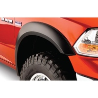 Extend-A-Fender Style Flares 4pc 78.0/96.0in Bed - Black (Ram 1500 02-08)
