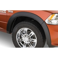 Fleetside OE Style Flares 4pc 67.4/76.3/96.3in Bed - Black (Ram 1500 09-18)