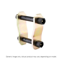 Greasable Shackle - Rear (Jackaroo/Trooper/Rodeo)