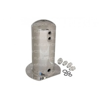 2.5L Surge Tank AN-8 Single Outlet