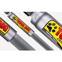 2x 35mm Nitro Gas Front Shocks (Hilux 79-97 Leaf/Leaf)