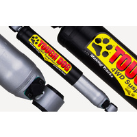 2x 40mm 9 Stage Adjustable Shocks (inc D-Max/Navara/Landcruiser)
