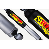 2x 45mm 9 Stage Adjustable Rear Shocks (F250 03-06) OE Height