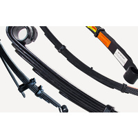 2x Front Leaf Lift Springs (Patrol MK, MQ) Bar