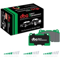 Street Performance Brake Pads - Front (D-Max/Colorado 2008+)