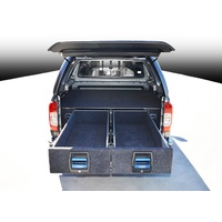1350 Double Drawer Kit (Navara NP300)