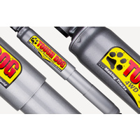 2x 41mm Foam Cell Front Shocks (Range Rover 95-00)