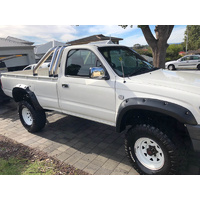 Injection Molded Flares (Hilux 106 Series 89-97)