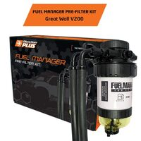 Direction Plus Water Seperator Diesel Pre-Filter Kit (Great Wall V200)