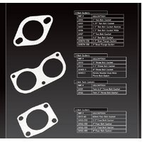 3in Two-Bolt Gasket