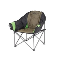 Deluxe Lounge Camp Chair (150kg Rated)