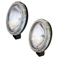 Gamma 100W Halogen 7in - H3 Driving Light (Pair)