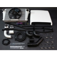 Extreme Top Mount Intercooler Kit 450mm (Patrol GU TD42 99-03)