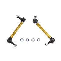 Sway Bar - Link 190-215mm H/Duty Ball Joints, 12mm Ball Stud