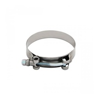 T-Bolt Clamp - Stainless Steel