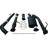 "3"" Turbo Back Exhaust Pipe Only (BT-50 UN 07-11)"