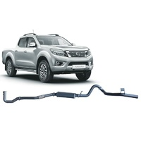 Extreme Duty 3in DPF Back Exhaust w/Muffler (Navara NP300)