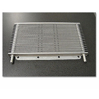 Transmission Oil Cooler 280x150x19mm (1/2in Barb)
