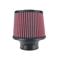 "8-Layer Oiled Cotton Gauze Air Filter (2.75"" Flange ID, 6"" Base / 5"" Media Height / 5"" Top)"