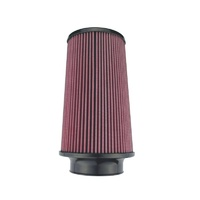 "8-Layer Oiled Cotton Gauze Air Filter (4"" Flange ID, 6.5"" Base / 10.30"" Media Height / 5.350"" Inertia Top)"
